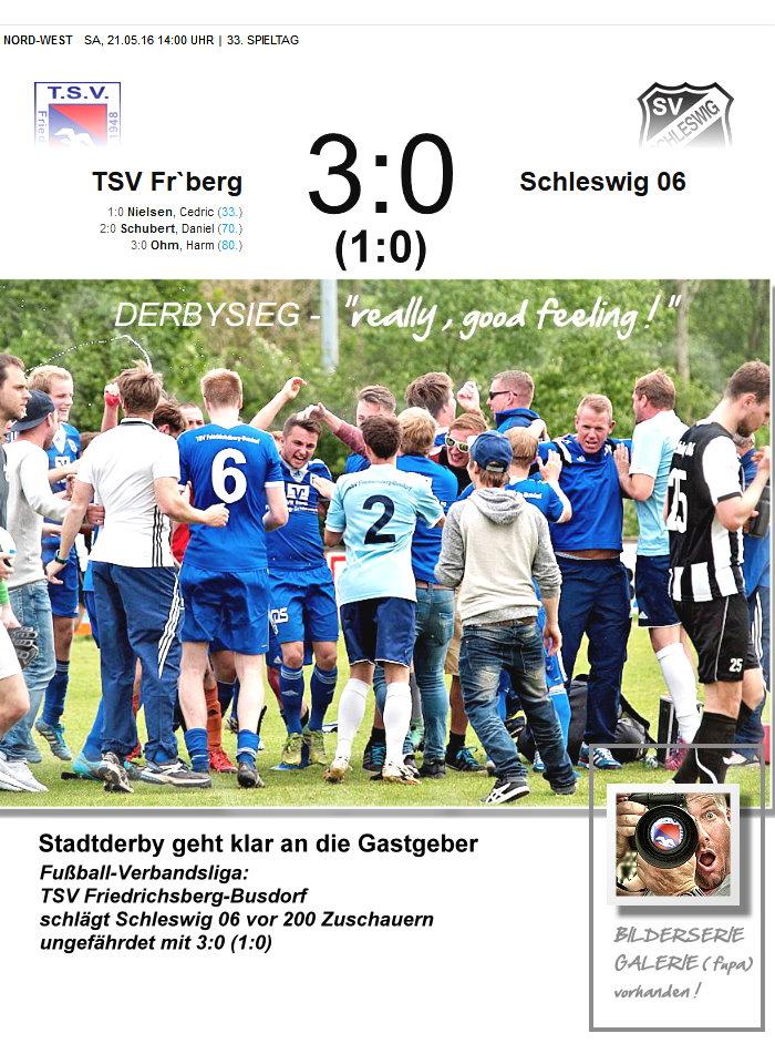 Schleswig 06 FuГџball